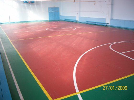 Спортивный линолеум Boger