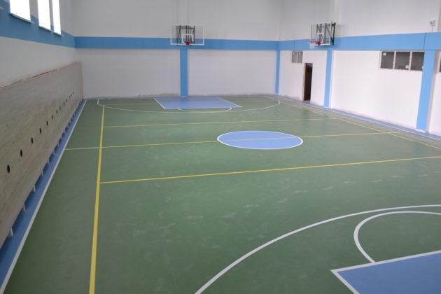спортивный линолеум sportfloor pvc